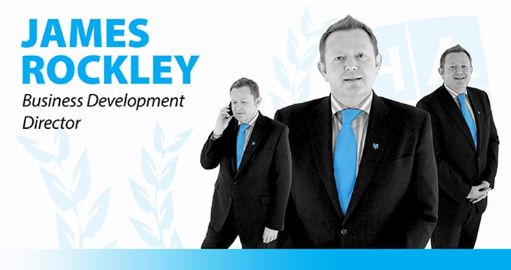 James Rockley - Director of Business Development