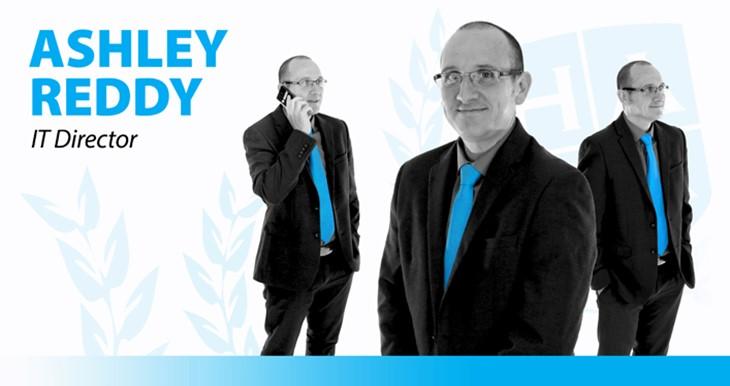 Ashley Reddy - IT Director