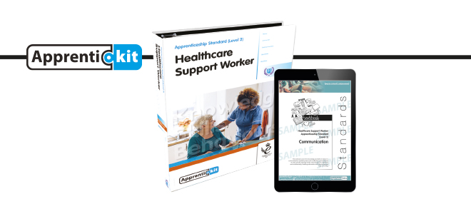 Apprenticeship Resource - Healthcare Support Worker