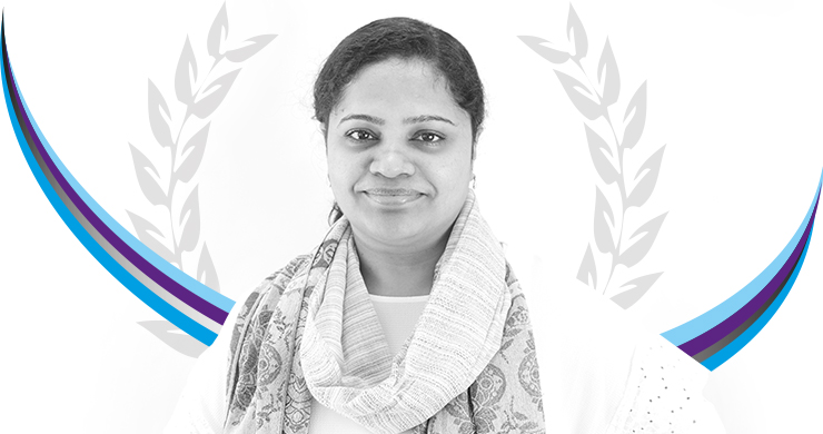 Aisha Valappil - International Qualifications and Quality Assurance Manager