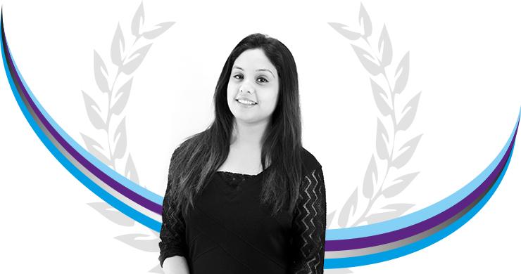 Roshna Raj - Senior Centre Manager Highfield International