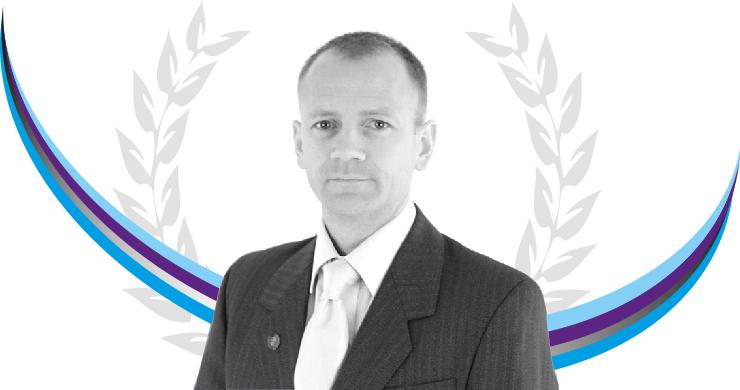 Chris Sprenger - Managing Director - Highfield Group