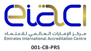 Emirates International Accrediation Centre logo