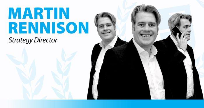 Martin Rennison - Strategy Director