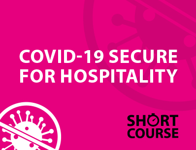 covid secure course for hospitality