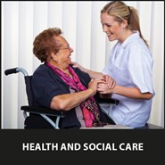 health and social care traineeships