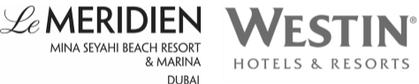 Le Meridient Mina Seyahi Beach Resort & Westin Hotels & Resorts