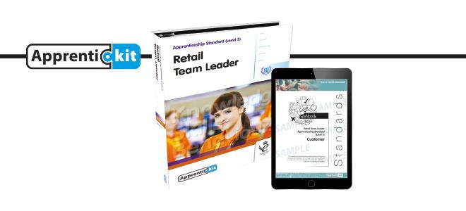 Apprenticeship Resource - Retail Team Leader