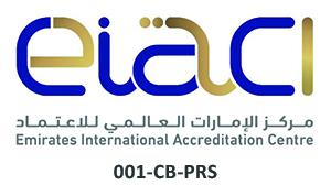 Emirates International Accredtation Centre logo