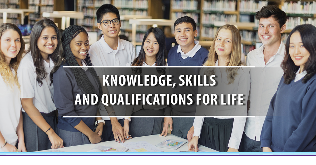 Highfield InEd - Knowledge, skills and qualifications for life