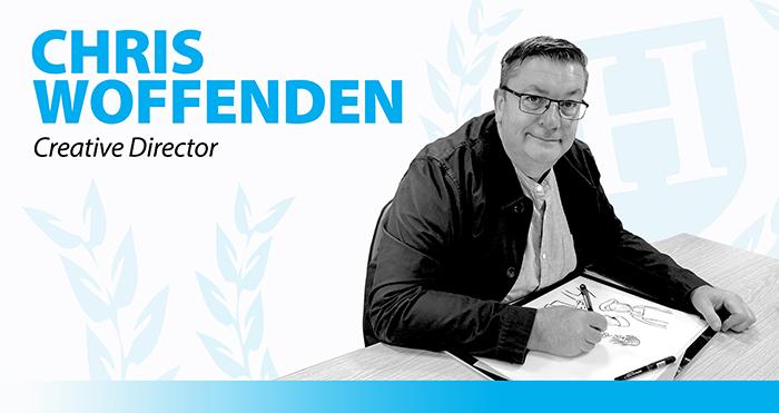 Chris Woffenden - Creative Director